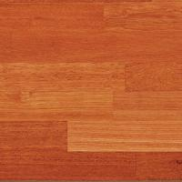 China Solid Kempas Flooring(indonesia cherry) prefinished lacquer on sale