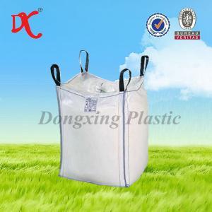 China fibc big flexible container bulk Jumbo bag on sale
