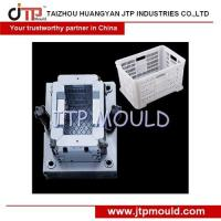 China plastic turnover box mould on sale