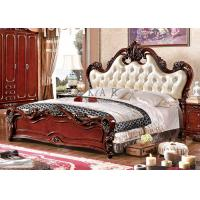 Classical european style furniture king size bed for sale for European beds for sale