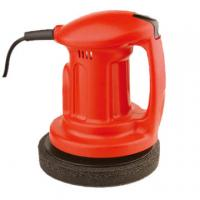 Red Rotary Type Orbital Waxer Polisher With VDE PLUG 19mm Pad Thinkness Manufactures