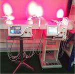 Vertical Cold Laser Lipo Machine / Laser Weight Loss Machine Higher Safe Standard Manufactures