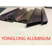 T4 Aluminium Profiles For Windows And Doors Strong Corrosion Resistance Manufactures
