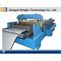 China PLC Control Ceiling Metal Wall Panel Roll Forming Machine For 0.3 - 0.8mm Aluminium Steel on sale