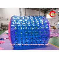 Double Layer Inflatable Zorb Ball Heat Sealed PVC / TPU Production Manufactures