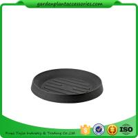 "Plastic Flower Pot Saucers / Plant Pot Trays Prevents Water Stains On Decks ​Large: is 13"" inside diameter, 18"" outside Manufactures"
