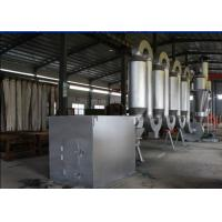 Sawdust Air Dryer Machine Fully Automatic Airflow Dryer With Cyclone Sepereator Manufactures
