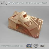 Top Precision CNC Turning Machining Parts / CNC Machining Part Brass CNC Machined Parts Manufactures