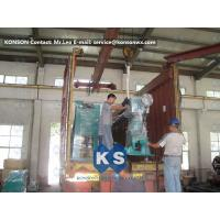 Customized PVC Coated Gabion Machine , Gabion Wire Mesh Weaving Machine Manufactures