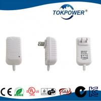12v 24v AC DC 6W Wall Mount Power Adapter High Frequency power supply for Electric Device EN 60601
