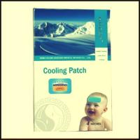 China Cooling Gel Pad for baby/adult fever reducing patch Manufactures