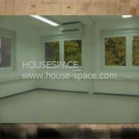 Mobile Living Modern Modular House Cozy Waterproof Steel Frame Manufactures