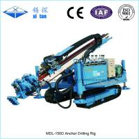 MDL-150D Crawler Mounted Anchor Drilling Rig/Ground Engineering Drilling Machine Crawler Mounted Manufactures