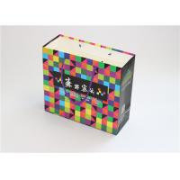 Eco - Friendly Shopping Paper Gift Bags With Logo Customized Printing Manufactures