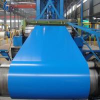 Corrugated Roofing Roll Forming Materials PPGI Steel Coils Pre Painted Galvanized Steel Sheet Manufactures
