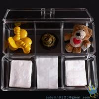 China CB (57) acrylic makeup organizer with drawers on sale