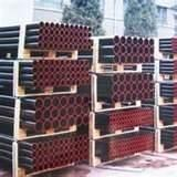 China dn900 ductile centrifugal casting iron pipe for bitumen coating for oil supply on sale