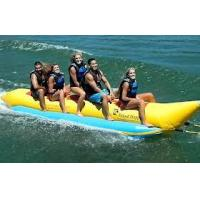 Inflatable Banana Boat BB04 for 5 persons - Towable Water Sled  Manufactures