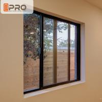 Buy cheap Home aluminium commercial sliding window/ double glazed windows and door from wholesalers