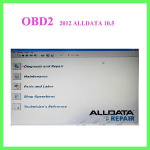 2012 ALLDATA 10.5 Manufactures