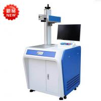China Table type fiber laser marking machine for metal/plastic engraving 20w 30w 50w on sale