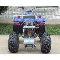 "8"" Rim Manual Clutch 200cc Four Wheel ATV With Rear Single A - Arm Manufactures"