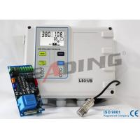 Single Pump Smart Water Pump Controller Analog Signal 0.5-4.5V , 310 X 220 X 120 Mm Unit Dimension Manufactures