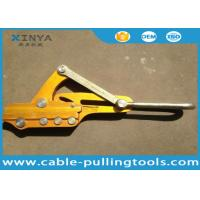 16 KN Aluminum Come Along Clamps Wire Grips Manufactures