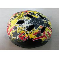 Bike And Skate Helmet Outdoor Inline Skating Helmets with ABS Shell , Custom Size and Color Manufactures