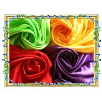 sell 100% polyester satin,  dull satin,  back crepe satin 58/ 60 Manufactures