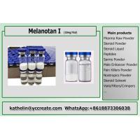 HGH Human Growth Peptides Melanotan I / MT-1 Fragment Lyophilized Powder Manufactures
