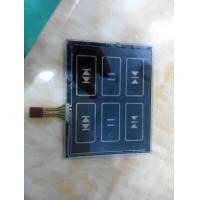 "4"" Waterproof Membrane Touch Switch Panel Manufactures"