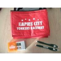 China Empire City Casino Yonkers New York Lot of Promotional Giveaways Bag, Pen, Clock on sale