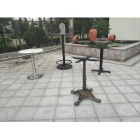 Buy cheap Outdoor Table base Cafe Table Restaurant table Water proof Modern table leg from wholesalers