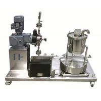 Accurate Feed Rates Micro Feeder Machine For Multi Component Materials Manufactures