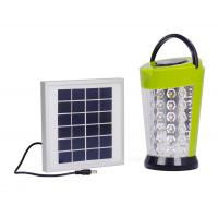 Hanging 2W Solar LED Emergency ABS Plastic Light with DC 5.5V Output Manufactures