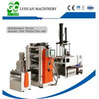 Modified Plastic Extrusion Machine Easy Installation Operation Biaxial Stretching Manufactures