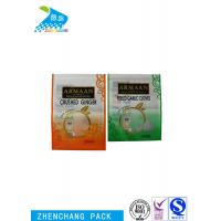 Heat Insulation Heavy Duty Plastic Zip Lock Bags For Agricultural Products Manufactures