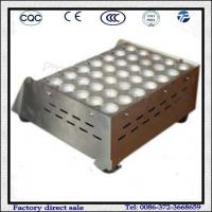 Gas Model Quail Egg Roasting Machine Manufactures