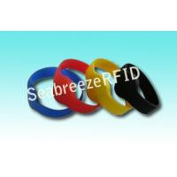 Plus S/X chip Silicone Wristbands / NFC Wristbands Manufactures