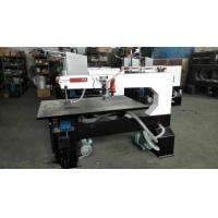 1200B Manual Die Machine Aw Chucking 0.3-2 Thickness Pedal Chucking Saw Blade Manufactures