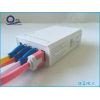 Quick Charge 2.0 Portable USB Travel Charger 5 USB Outports Short Circuit Protection Manufactures
