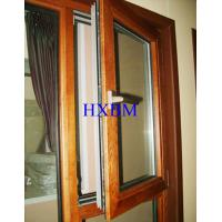 Casement Wood Clad Replacement Windows With Interior Optional Insect Screen Manufactures
