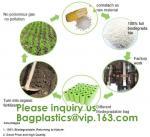 100% Biodegradable Compostable Plastic T-Shirt Vest Bag For Shopping,Home