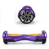 8 inch Cool Self Balance Electric Scooter hover board with Bluetooth speaker and remote controller Manufactures