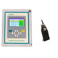 RS485 Mod-Bus Ultrasonic Open Channel Flow Meter IP68 Epoxy Sealed Body Design Manufactures