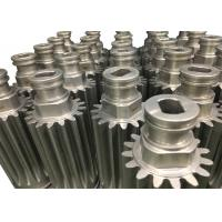 Durable Mechanical CNC Turning Parts Non - Standard For Heavy Equipment Manufactures