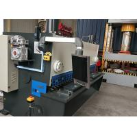 Quality CE Approved Hydraulic Guillotine Shearing Machine , 12 Mm Cutting Thickness for sale