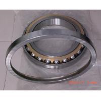 High Precision Angular Contact Ball Bearing Single Row With Brass Cage Manufactures