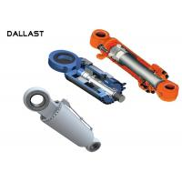 High Pressure 50 Ton Heavy Duty Hydraulic Cylinder for Industrial Machinery Manufactures